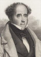 François-René, vicomte de Chateaubriand (1768-1848), .