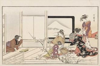 Preparing Food for a Nightingale, 1798.