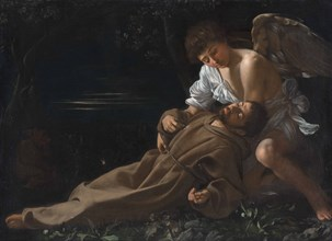 Saint Francis of Assisi in Ecstasy, 1597.
