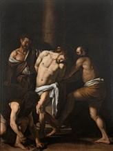 The Flagellation of Christ, 1607.