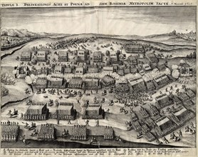 The Battle of White Mountain on 8 November 1620, 1620-1635 .