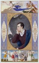 Lord George Noel Byron (1788-1824), 1826.