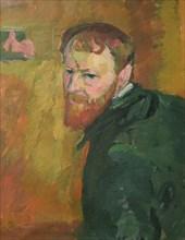 Self-Portrait, c1913.
