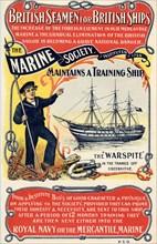 Marine Society, 19th century. Artist: Unknown