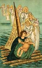 Pure Water Co Ltd, 19th century. Artist: Unknown