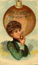 Carbolic Smoke Ball, 19th century. Artist: Unknown