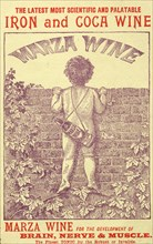 Marza Wine, 19th century. Artist: Unknown