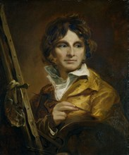 'Self Portrait', 1800-05. Artist: Thomas Barker