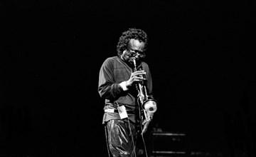 Miles Davis, RFH, London, 1989.  Artist: Brian O'Connor.