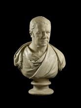 Bust of Professor John Playfair (1748-1819), 1812-1815. Artist: Francis Legatt Chantrey.