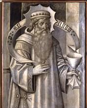 Melchizedek, prophet, king of Salem (Jerusalem) in the time of Abraham (Genesis, Chapter XIV, ver?