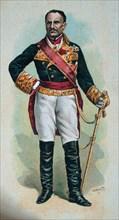 Baldomero Espartero named Joaquín Baldomero Fdez. Alvarez  Espartero, (1793-1879), Spanish genera?