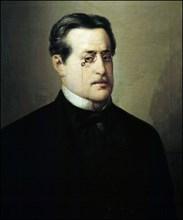 Juan Valera (1824-1905), Spanish novelist and diplomat.