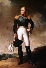 Alexander I, Tsar of Russia (1777-1825).
