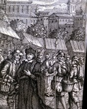 Rinconete and Cortadillo, from 'Novelas Ejemplares' (Exemplary Novels) by Miguel de Cervantes, Va?