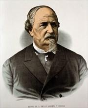 Emilio Arrieta (1823-1894), Spanish composer.
