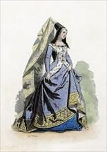 Mary of Burgundy (1457-1482), Duchess of Burgundy, wife of Maximilian I.
