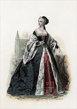 Anne Boleyn (1501-07/1536), second wife of Henry VIII.