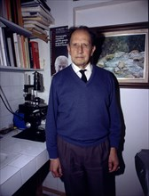 Ramon Margalef (1919-2004), Catalan biologist, scientist and ecologist.