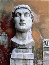 Constantine I 'The Great' (Caius Flavius ??Valerius Aurelius Constantinus) (270/288 - 337), Roman?