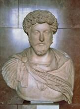 Marcus Aurelius (Marcus Aurelius Antoninus) (121-180), Roman Emperor (161-180).