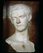 Caligula (Gaius Caesar Augustus Germanicus) (12-41), Roman emperor (37-41).