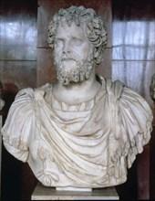 Septimius Severus (Lucius Septimius Severus Aurelius Antoninus) (145-211), Roman Emperor (193-211).