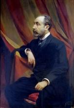 Bartolomé Robert (1842-1902), Catalan doctor and politician, major of Barcelona in 1899.