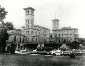 Osborne House, c1920s. Creator: Kirk & Sons of Cowes.
