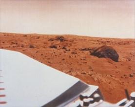 'Big Joe', Viking 1 Mission to Mars, 1976.  Creator: NASA.