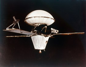Viking spacecraft, 1970s. Creator: NASA.