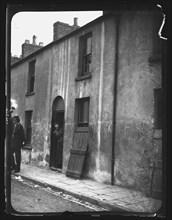 Mary Ann Street, Cardiff, 19 June 1893. Creator: William Booth.