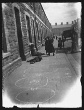 Helen Street, Cardiff, 1892. Creator: William Booth.