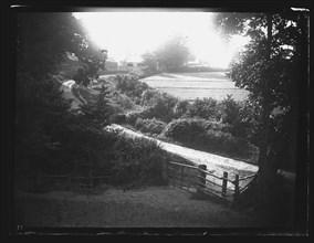 Ty Mawr Road, Rumney, Cardiff, c1890-1910. Creator: William Booth.