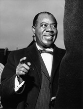 Louis Armstrong, Hammersmith Odeon, London, 1962.
