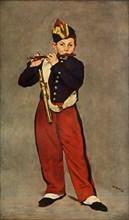 The Piper', 1866, (1937).