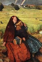 The Blind Girl', 1856, (1948).