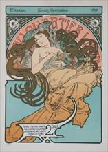 Au Quartier Latin, 1897.