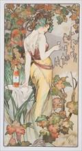 Cognac Bisquit, ca 1899.