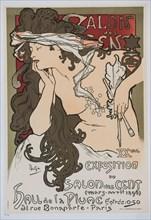 XXème exposition du Salon des Cent, 1896.