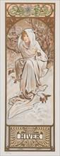 Les Saisons. Hiver, 1897.