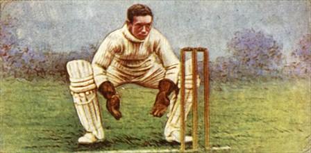 E. J. Smith (Warwickshire)', 1928.