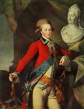Portrait of Alexandr Dmitrievich Lansky', 1782, (1965).