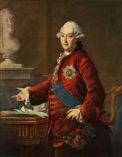 Portrait of Alexandr Mikhailovich Golitsyn', 1772, (1965).