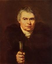 Portrait of Adam Karlovich Shvalbe', 1804, (1965).