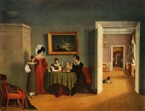 Family Portrait', 1830, (1965).
