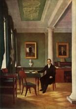 Prince Kochubey's Study', 1831-1834, (1965).