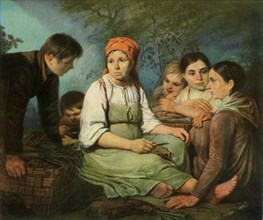 Cleaning the Sugar-beet', c1820, (1965).