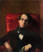 Portrait of the Writer Alexandr Nikolayevich Strugovshchikov', 1840, (1965).