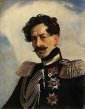 Portrait of General Vasili Alexeyevich Perovsky', 1836, (1965).
